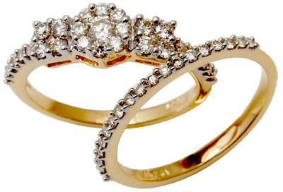 Diamond Gold Rings Design For Women And Men