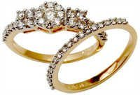 Diamond Gold Rings Design For Women And Men