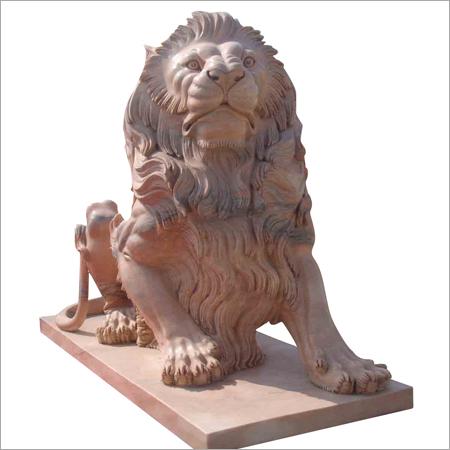 Stone Animals Handicraft