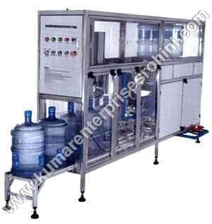 Industrial Jar Filling Machine