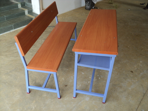 school desk-bench