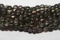 quartz round beads