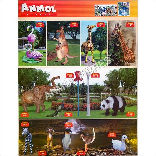 Fiber Animals