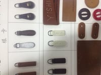 Leather Zip Puller