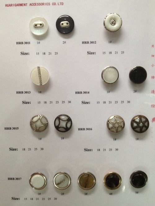 Korean Buttons