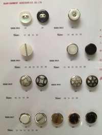 Small Plastic Button
