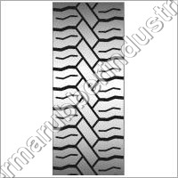 Cross Bar Precured Tread Rubber
