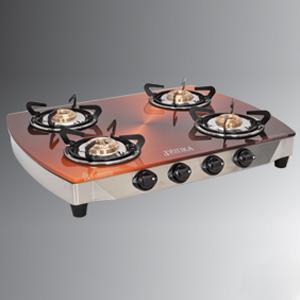 4B Glass Table Top Gas Stove
