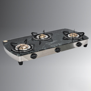 3B Glass Gas Top Gas Stove