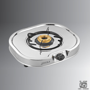Single Burner Stainless Steel Gas Stove
