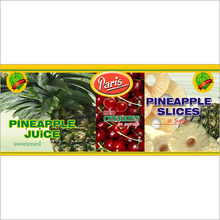 Sulphited Juice & Pulp