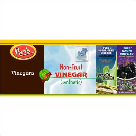 Canned Non Fruit Vinegar