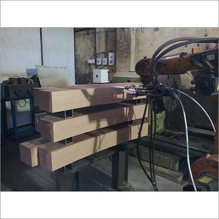 Arc Spray Alumium Bronze Hvof