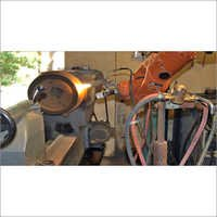 Chromium Oxide Coatings Flame