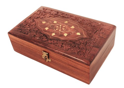 Decorative Jewelry Storage Box
