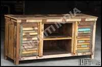 Reclaimed Wooden Sideboard