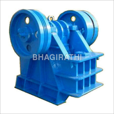 Single-Double Jaw Crusher