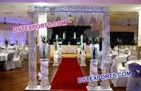 New Wedding Crystal Welcome Gate