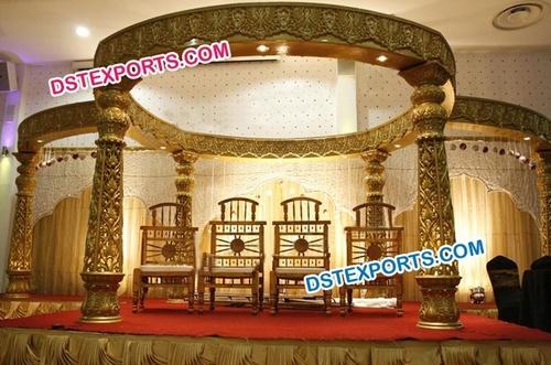 Indian Wedding Designer Mandap Set