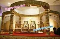 Indian Wedding Designer Mandap Set