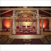 Indian Devdas Mandap
