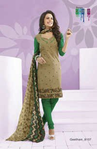 Latest Cotton Dress Material Getham Vol-2