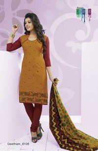 Latest Cotton Dress Material- Getham Vol-2