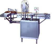 Vial Liquid Filling Machine , Perfume Filling