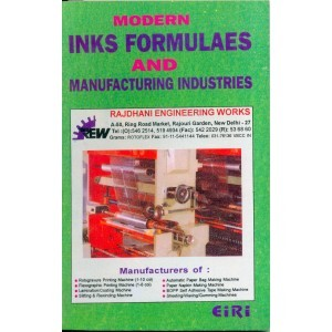 Modern Inks Formulates And Manufacturing Industrie