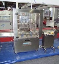 Volummetric Six Head Liquid Filling Machine