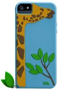 Case-Mate Creatures CM022557 Case for Apple iPhone 5 (Blue/Yellow)
