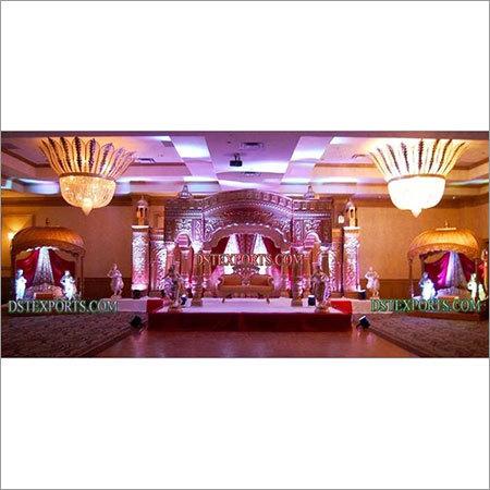 Indian Traditional Jodha Akbar Wedding Set