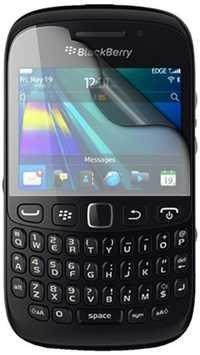 Case-Mate Clear CM020763 Anti-fingerprint Anti-glare Screen Protector Foil for Blackberry