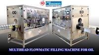 Oil Filling Machine - Lube Oil Filling Machine
