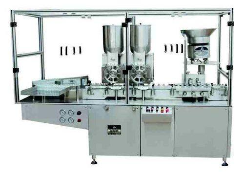 Automatic High Speed Injectable Powder Filling Machine