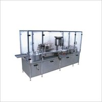 Six Head Vial Filling Machine