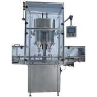 Double Head Auger Type Dry Syrup Powder Filling Machine