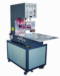 High frequency welding machine for PVC