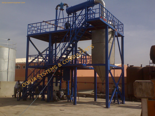 Waste Oil Recovery Plant