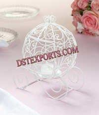Wedding Decoration Cinderala Carriage