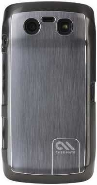 Case-Mate BA CM016726 Barely There Brushed Aluminium Case