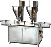 Auger Powder Filler Machine