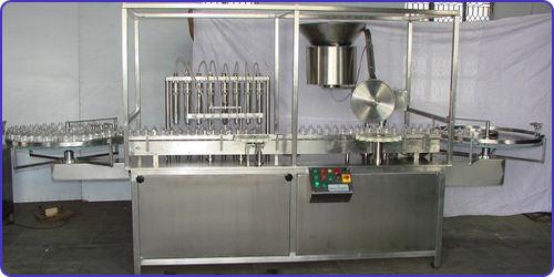Powder Filling Machine , Auger filler for bottle