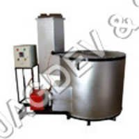 Oil Fired Salt Bath Furnace