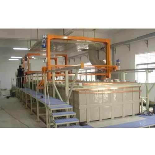 Phospating Plant