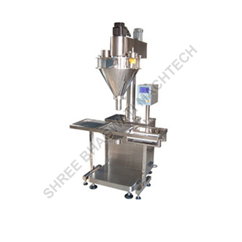 Semi Auto Auger Filling Machine