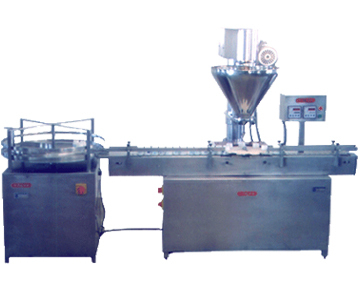 Auger Dry Syrup Powder Filling machine