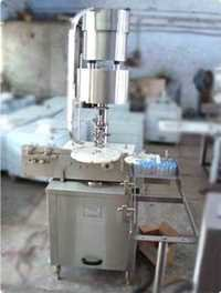 Single Head Vial  PP / Flipp-0ff  Capping Machine