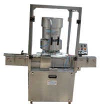 Four Head Vial PP / Flipp-Off Capping Machine