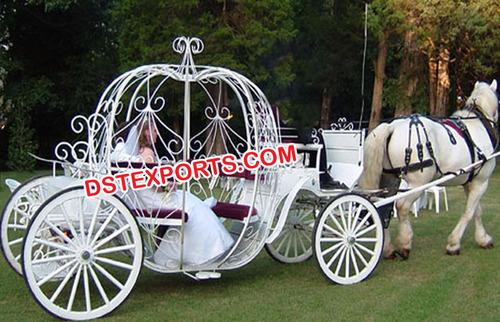 English Wedding Cinderella Cariages